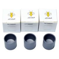 JCVAP Силиконовые Carbide Керамическая SIC Вставка Чаша для Пик V3 Нет Chazz Форсунка Замена Wax Испаритель