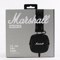 Marshall Headphones Maggiore III 3.0 Wired pieghevole Ear Gaming Headset Over con controllo del volume del microfono