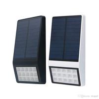15 LED الخفيفة للطاقة الشمسية مصباح في الهواء الطلق IP65 للماء انيرجيا للطاقة الشمسية مصباح حديقة الممر ساحة حائط ميكروويف التعريفي استشعار الحركة Gafrden الضوء