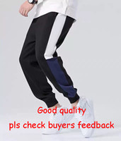 Letters Mens Designer Joggers Luxury Letter Printing Track P...