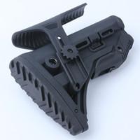 استبدال البلاستيك تكتيكية في الأسهم ButtStock Carbine الأسهم لملحقات الصيد التكتيكي M4 STD 5S