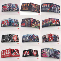 Apex legend Wallet Student Short purse With Card Holder Coin...