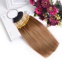 Çift ABD Avrupa En İyi Toptan Fiyat% 100 İnsan Saç sarışın görünmez Bant Çizilen Remy Bant Saç Uzatma