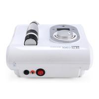 Cryo Isıtma Tedavisi Cilt serin Elektroporasyon İğnesiz Mezoterapi Makinası Sıcak Soğuk Çekiç Yüz Anti Aging Cilt Bakımı Güzellik Cihazı