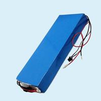 할리 전기 스쿠터 배터리 60V 12Ah (16S5P) 13Ah 리튬 이온 배터리 팩은 Airwheel 용 BMS 및 중국 ICR18650