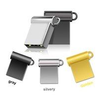 뜨거운 판매 금속 USB 플래시 드라이브 미니 펜 드라이브 128기가바이트의 USB 플래시 메모리 스틱 64 기가 바이트 저장 장치의 USB pendrive