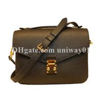 Borsa a tracolla borsa da donna in vera pelle Borsa a tracolla Tote Woman Messenger Bag Borsa Lady Classic Flower
