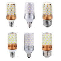 E27 E14 E12 LED-Maislampen, 12W 16W LED Candelabra Glühlampen Dekorative Kerze, nicht dimmbare LED-Lampe
