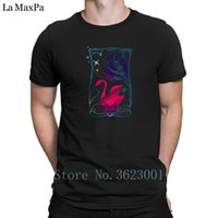 Custom Cool Tee Shirt For Mens Swan Lake T- Shirt Man Tee Top...