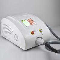 CE الليزر وافق إزالة الشعر IPL SHR معدات إزالة الشعر سريع مع الشحن مجانا للصالون تجميل مباشرة ضمان سنتين
