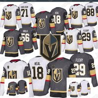 Golden Knights formaları 29 Marc-Andre Fleury forması 18 James Neal 71 William Karlsson 88 Nate Schmidt 56 Erik Haula formaları hokey