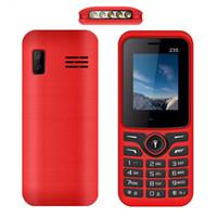 235 knopf handy 1,77 zoll billig telefon Senior Mann Mini entriegelt handy musik handy dual sim karte 2,0 bluetooth