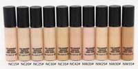 Nouveau Maquillage Pro Longwear Correcteur Cache-Cernes visage peau camouflage naturel Correcteur Correcteur longue durée 9ml Ayant 10 couleurs différentes