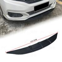 Araba Ön Dudak Çene Tampon Dudak Vücut Kitleri BENZ W205 için BMW E46 için VW Golf Audi Honda Civic Hyundai Toyota Land Cruiser için