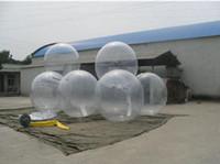 فيديكس الحر الماء شعبي الكرة المشي PVC نفخ زورب المياه المشي الكرة الرقص الكرة الرياضات المائية 1.3M 1.5M 1.8M 2M