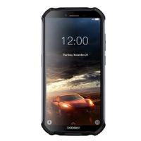새로운 DOOGEE S40 라이트 견고한 안드로이드 9.0 휴대 전화 5.5 인치 디스플레이 4650mAh MT6580 쿼드 코어 2기가바이트 RAM 16기가바이트 ROM 8.0MP IP68 / IP69K