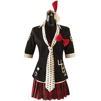 Dangan-Ronpa 2 Junko Enoshima Cosplay Costume