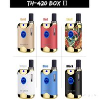 100% Original Kangvape TH- 420 II Starter Kit 650mAh VV TH420...