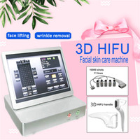 2020 Multifunction 10000 Shots 11 Lines Hifu 3d Face Lift Ma...