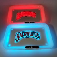 Backwoods Glow Tray Rechargeable Rolling Cigarette Tray 1800...