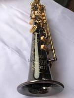 JK Keilwerth SX90II Soprano ساكسفون الذهب النيكل B المسطح السوبرانو مستقيم مع اثنين من الرقبة، حالة، لسان حال، قفازات، القصب