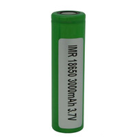 100% INR 25R HG2 HE2 HE4 18650 Bateria 2500 mAh 3000 mAh 3.7 V 35A E Cigs Recarregável Bateria de Lítio Baterias