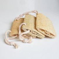 Natural Loofah Loofah Bath Supplies Clean Exfoliating Back Rubbing Soft Loofah Eco-friendly Products Towel Brush Pot Wash Kitchen Tools