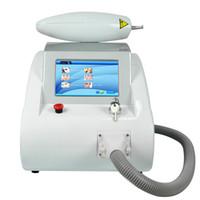 2019 HOT vente Q commuté ND YAG Laser / 532 1064 Yag Laser Tattoo 1320 nm Removal Machine Prix / carbone Laser Peel machine