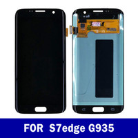 Original LCD Display für Samsung Galaxy S7 Edge-Touch-Screen-Analog-Digital wandler G935FD G935V G935T G935P G935F G935 G935A High Quality