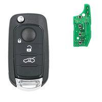 2 + 1button Civic 2004 2005 Ayaklı Uzaktan Araba Anahtarlık 433MHz ID46 Chip FCC ID NHVWB1U523 Katlanabilir Yükseltildi