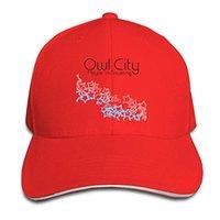 DISAR t-Owl City Tal vez estoy soñando ajustable unisex gorras de béisbol deportes al aire libre sombrero del verano de 8 colores de Hip Hop Casquillo cabido Moda