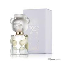 Frauen Männer TOY2 Teddy Bear Cub Parfum EDP 100ml Lite anhaltenden Duft Blumen und Fruchtnoten Zähler Edition Die höchste qual
