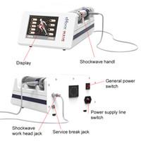 Vücut kas ağrı 2020 Şok dalgası tedavi makinesi ED ile muamele Fizik Radyal şok dalgası makinesi