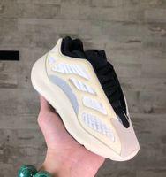 2020 горячих Детская обувь Детские малышей Run кроссовки Kanye West Yez 700 Кроссовки для новорожденных детей мальчиков и девочек Chaussures Pour Enfants 28-35