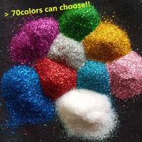 Metalliska färger 1/128 1/96 Glitterpulver för hantverk och dekoration Extra fina pulver Assorterade färger Perfekt för semesterhantverk och DIY