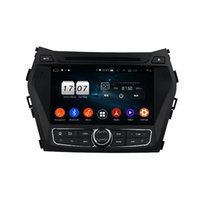 PX5 Octa Núcleo 4G RAM 32G ROM Android 9.0 Radio Car DVD media player para Hyundai IX45 Santa Fe 2013 2014