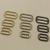 25 32 38mm Metal Bag Buckle for Belt Outdoor Backpack Dog Co...