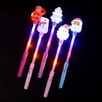 Завод прямого Рождество свечения палка снеговик свечение палка | старшие волшебная палочка рождественского детских мероприятий подарков