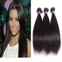 3 Piece Peruvian Brazilian Malaysian Indian Virgin Hair Weav...