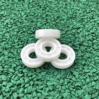 6pcs/10pcs 6905 ZrO2 full Ceramic bearing 25x42x9mm Zirconia Ceramic deep groove ball bearings 25*42*9mm