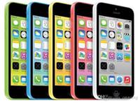 """الهواتف المحمولة المجددة Apple iPhone 5C الهاتف المحمول 8GB 16GB 32GB ثنائي النواة WCDMA + WIFI + GPS 8MP كاميرا 4.0 """"الهاتف الذكي"""