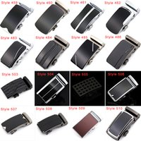 3. 5cm Width New Fashionable Automatic Buckle Waistband Ratch...