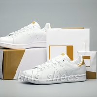 New High Quality Men Style Shoes Women White Black Samba Pin...