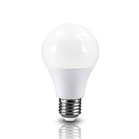 LED 3W 6W 9W 12W 15W 18W 20W 24W 220V E27 E14 LED Ampul Lamba Akıllı IC Gerçek Güç Soğuk Beyaz / Beyaz Lambası Isınma