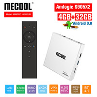 Mecool NEW KM9 PRO HONOUR Android 9. 0 Tvbox 4+ 32G Tv box Aml...