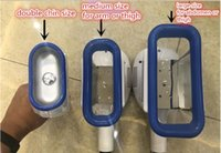 Piezas de posición de reemplazo para la máquina de adelgazamiento de grasa de criolipólisis con 3 tamaños disponibles para su elección de criolipólisis manija para la cara