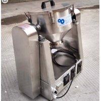 alta qualidade multifuncional 2020 aço inoxidável quente YG-3 kg pó ou pasta Materiais Misturador inoxidável misturador de tambor em aço