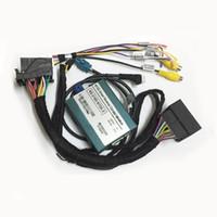 Интерфейс камеры заднего вида RS-2103 для автомобиля Mercedes-Benz B / CLA / CLS / GLE / GLA / A / GLS / E / C / GLC NTG5.0