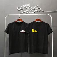 Estilista de mujeres famosas t shirts moda hombres mujeres verano camiseta ropa de mujer de manga corta para mujer Tops Tamaño S-XL
