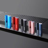 Mais novo Vapmod Magic 710 Vape Kit 380mAh Magic710 PRETOAT VV Palm Bateria pode funcionar Capt Cerâmico Cartucho de Bobina